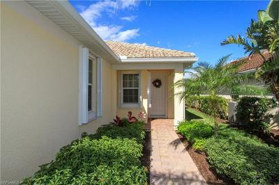 Naples Single Family Home For Sale: 8745 Querce Ct