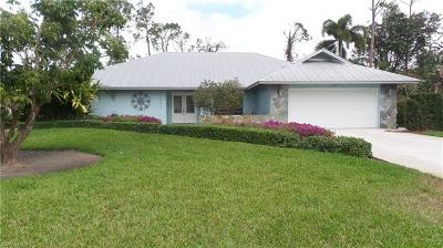 Naples Single Family Home For Sale: 4443 Kathy Ave