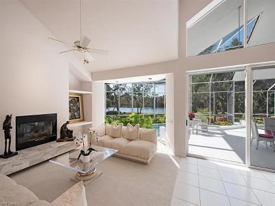 Bonita Springs Single Family Home For Sale: 3411 Riverpark Ct