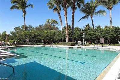Naples Rental For Rent: 455 Cove Tower Dr #803