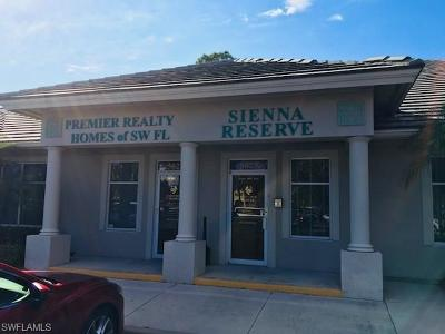 Naples Commercial For Sale: 5625 Strand Blvd