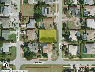 Marco Island Residential Lots & Land For Sale: 370 Regatta St