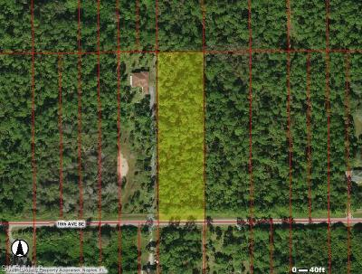 Collier County Residential Lots & Land For Sale: 00 16 Ave SE