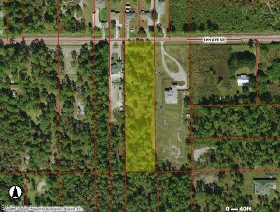 Collier County Residential Lots & Land For Sale: 4410 16th Ave NE