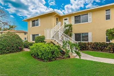 Naples FL Condo/Townhouse For Sale: $158,600