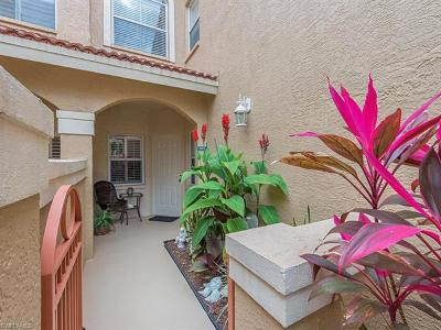 Naples Condo/Townhouse For Sale: 2615 Marshcreek Ln #102