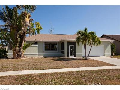 Marco Island Single Family Home For Sale: 1438 Delbrook Way