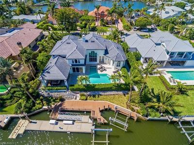 Naples FL Single Family Home For Sale: $4,995,000