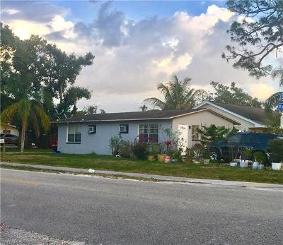 Bonita Springs Multi Family Home For Sale: 10710/712 Rosemary Dr