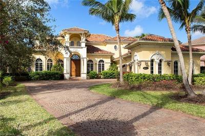 Single Family Home For Sale: 3871 Isla Del Sol Way