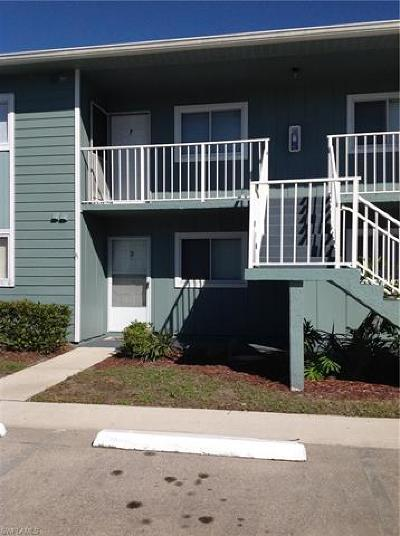 Naples Condo/Townhouse For Sale: 140 Cypress Way E #603