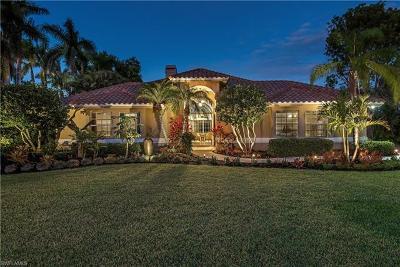 Bonita Springs Single Family Home For Sale: 3530 Crowfut Ct