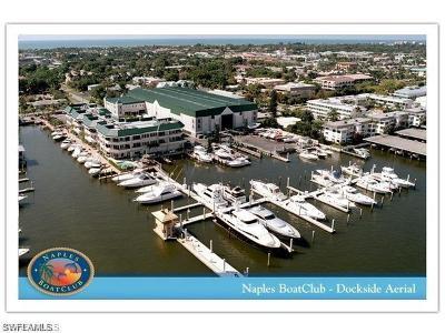 Naples Boat Slip For Sale