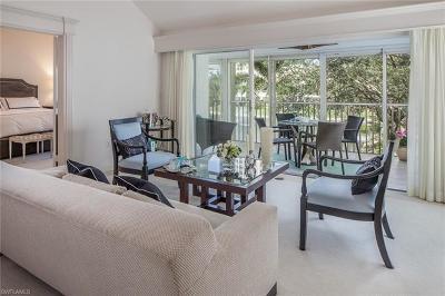 Naples Condo/Townhouse For Sale: 6351 Pelican Bay Blvd #S-18