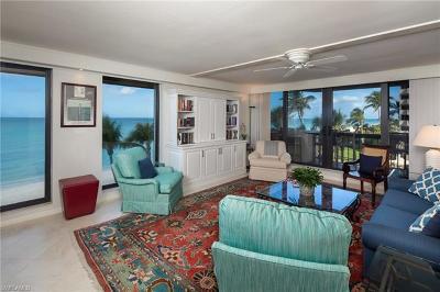 Condo/Townhouse Sold: 4001 Gulf Shore Blvd N #306