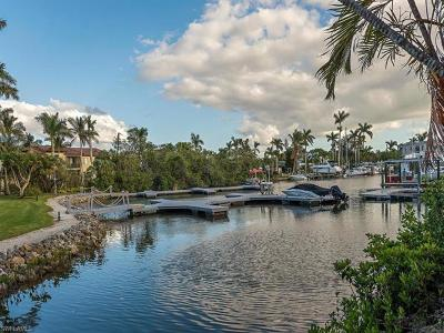 Naples Condo/Townhouse For Sale: 1666 Osprey Ave #209