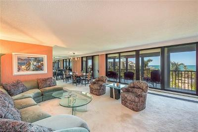 Admiralty Point Condo/Townhouse Sold: 2400 Gulf Shore Blvd N #603
