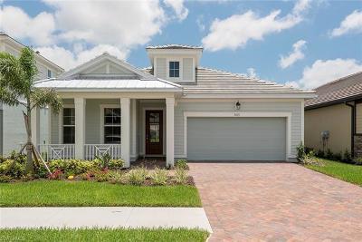 Compass Landing Single Family Home For Sale: 3621 Pilot Cir