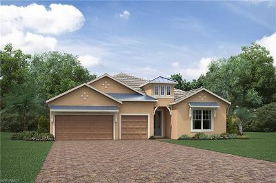Naples Single Family Home For Sale: 3801 Helmsman Dr