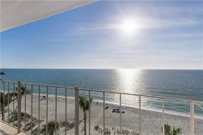 Condo/Townhouse For Sale: 2011 Gulf Shore Blvd N #63