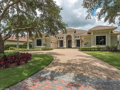 Collier County, Lee County Single Family Home For Sale: 5901 Burnham Rd