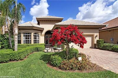 Collier County Single Family Home For Sale: 6069 Divot Ct