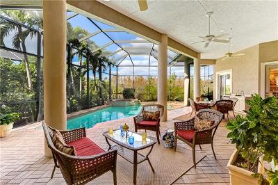 Collier County Single Family Home For Sale: 15258 Burnaby Dr