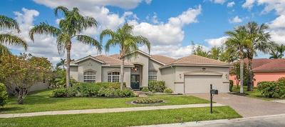 Naples Single Family Home For Sale: 14819 Indigo Lakes Cir