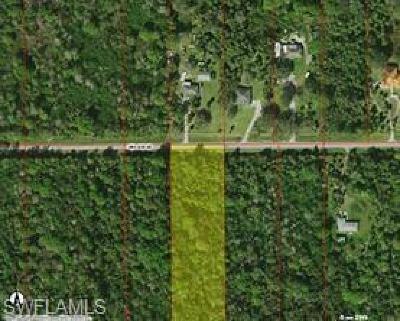 Naples Residential Lots & Land For Sale: 28th Ave SE
