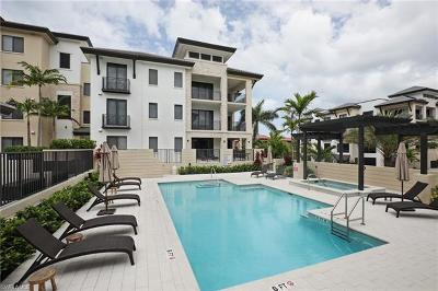 Naples FL Condo/Townhouse For Sale: $865,000