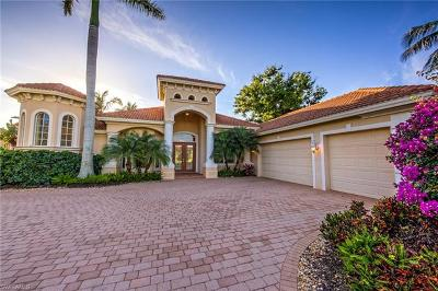 Estero Single Family Home For Sale: 20008 Oak Fairway Ct