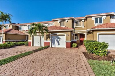 Fort Myers Condo/Townhouse For Sale: 17552 Brickstone Loop