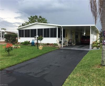 Goodland, Marco Island, Naples, Fort Myers, Lee Mobile/Manufactured For Sale: 480 Cape Florida Way