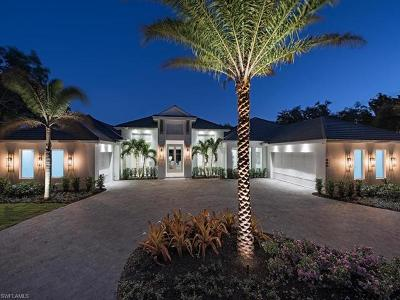 Naples FL Single Family Home For Sale: $4,489,000