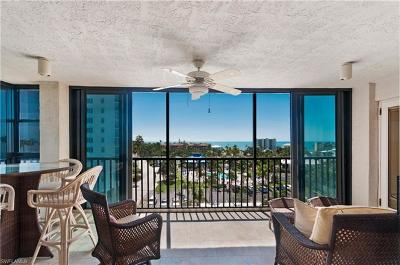 Fort Myers Beach Condo/Townhouse For Sale: 4753 Estero Blvd #502