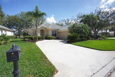 Fort Myers Single Family Home For Sale: 10997 Callaway Greens Ct