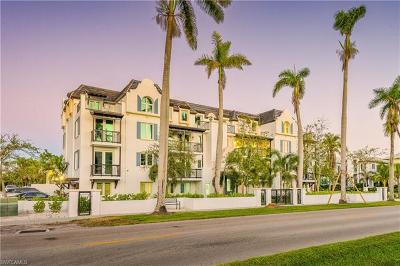 Naples FL Condo/Townhouse For Sale: $2,875,000