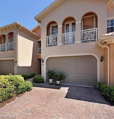 Estero Condo/Townhouse For Sale: 3547 Cherry Blossom Ct #102