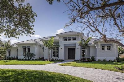 Naples FL Single Family Home For Sale: $3,795,000