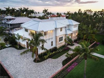 Naples FL Single Family Home For Sale: $8,295,000