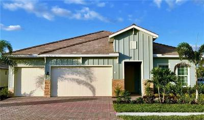 Naples Single Family Home For Sale: 14769 Windward Ln