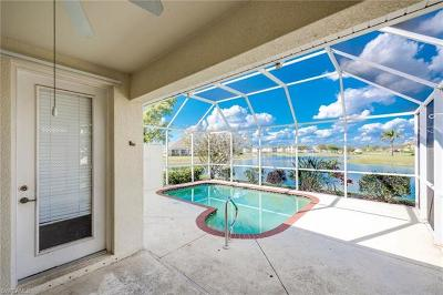 Fort Myers Condo/Townhouse Pending With Contingencies: 4325 Avian Ave