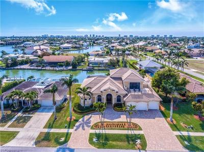 Marco Island FL Single Family Home For Sale: $2,300,000