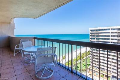 Condo/Townhouse For Sale: 4001 Gulf Shore Blvd N #1404
