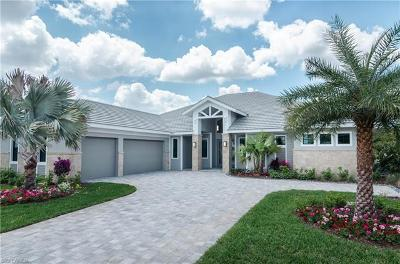 Naples Single Family Home For Sale: 14191 Charthouse Ct