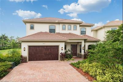 Naples Single Family Home For Sale: 2863 Coco Lakes Dr