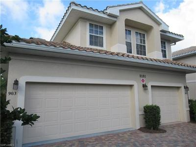 Collier County Condo/Townhouse For Sale: 8181 Saratoga Dr #903