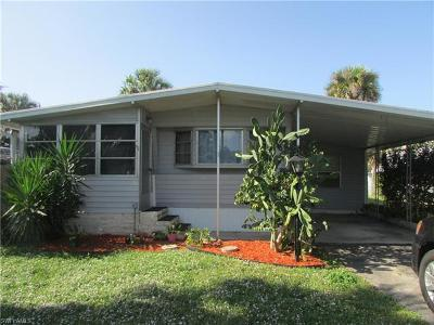 Goodland, Marco Island, Naples, Fort Myers, Lee Mobile/Manufactured For Sale: 31 Creek Cir