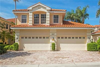 Naples Condo/Townhouse For Sale: 4465 Dover Ct #1004