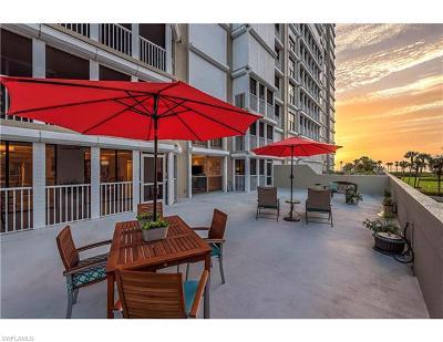 Condo/Townhouse For Sale: 4401 Gulf Shore Blvd N #D-206